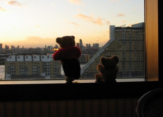 Travelling Bears in London
