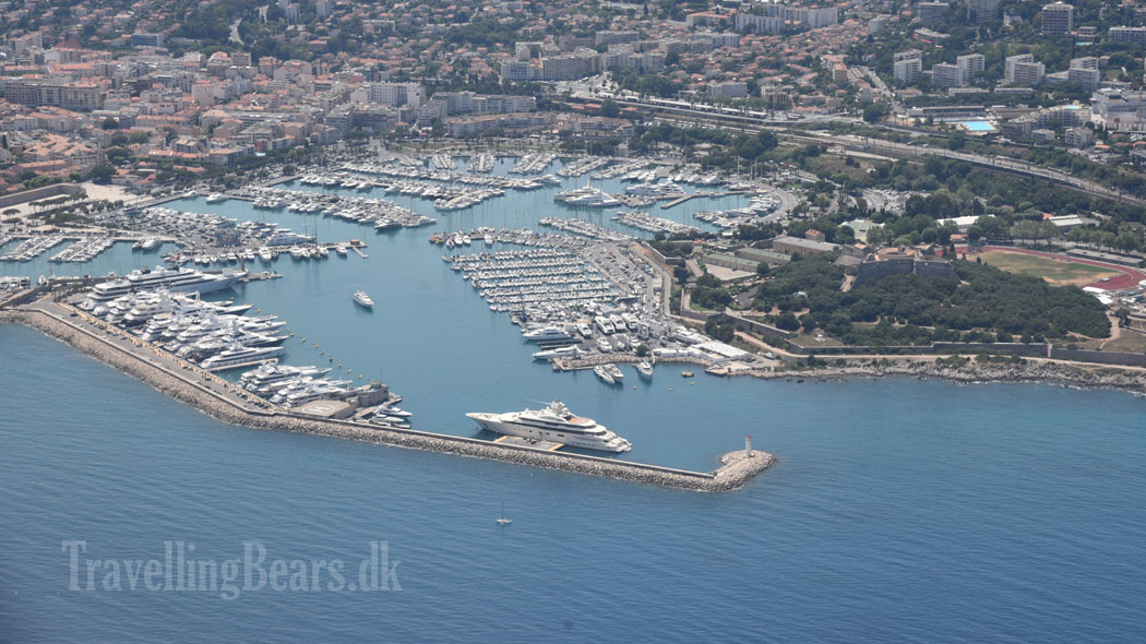Antibes in Provence